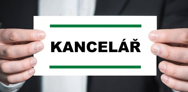 Banner Kancelář