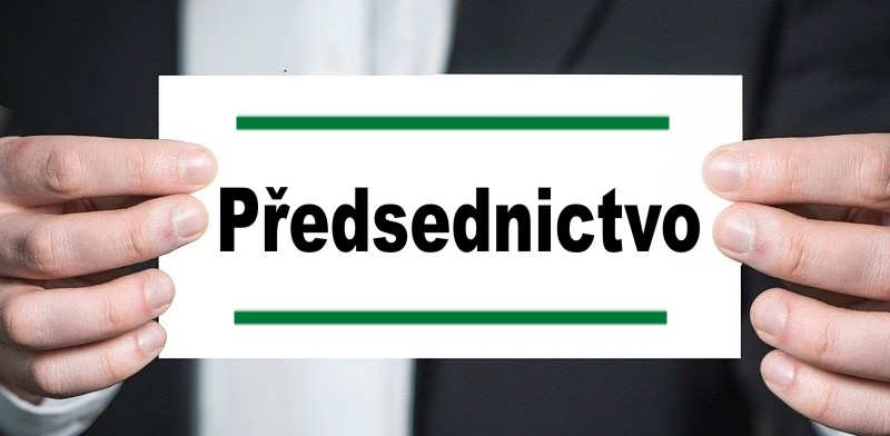 Banner Předsednictvo